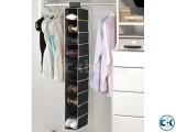 Hanging Shoe Storage Closet Rack-