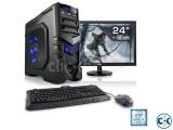 Intel i3 3.3G 2ndGEN 4GB 320GB 17LED