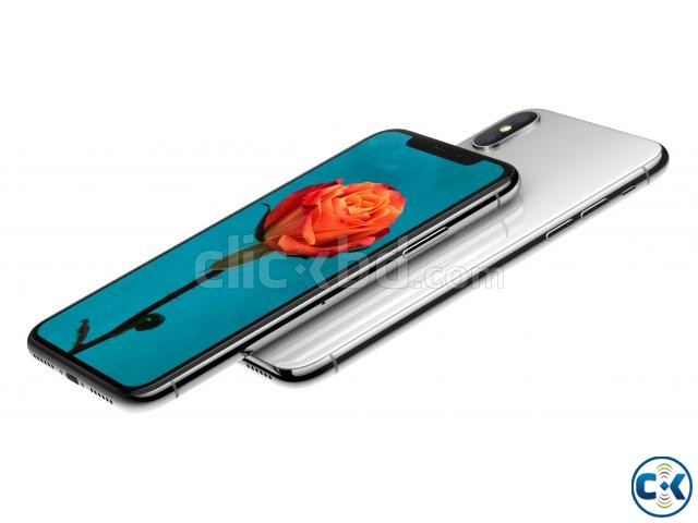 Brand New Apple iphone X Plus 64GB Sealed Pack 3 Yr Wrrnty | ClickBD large image 0