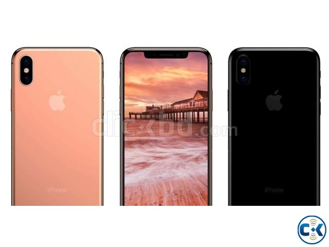 Brand New Apple iphone X Plus 64GB Sealed Pack 3 Yr Wrrnty | ClickBD large image 3