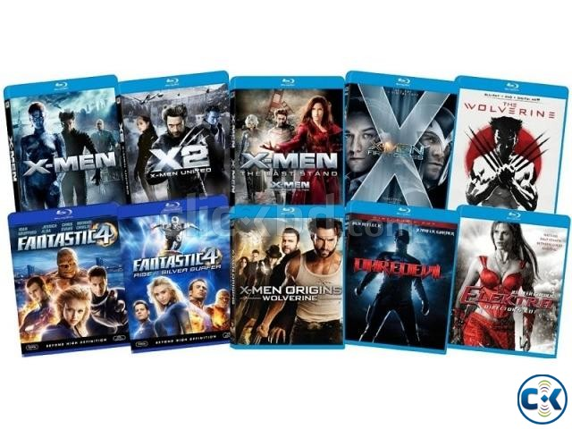 HD Movies 3D collection Soft copy 25 TB COLLECTIONS HDD 2017   ClickBD large image 0