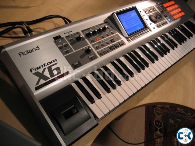 Roland Fantom X6 | ClickBD large image 0