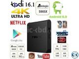 Kodi T95X Android TV Box 2GB 8GB