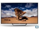 Sony Barvia W650D 40 Inch Full HD Wi-Fi Smart Television