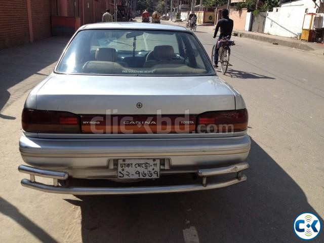 Toyota Carina my road 1992 | ClickBD large image 0