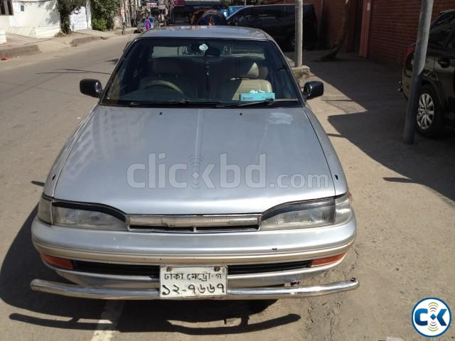 Toyota Carina my road 1992 | ClickBD large image 1