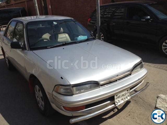 Toyota Carina my road 1992 | ClickBD large image 2