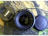 Canon EF 50mm f 1.4 USM Prime Lens