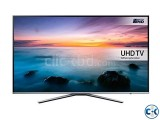 Samsung KU6300 HDR 65 Wi-Fi 4K Ultra HD Curved Tv