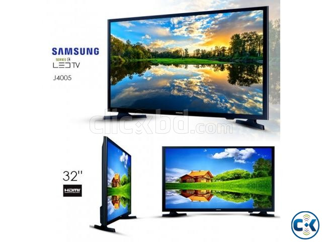 32 Samsung TV J4003 Hyper Real HD LED Television  | ClickBD large image 2