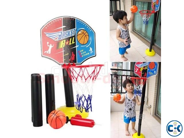 Super Sport Set Basketball | ClickBD large image 0