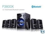 F D F3800X USB Bluetooth Multimedia Speaker System