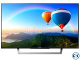 SONY 55 inch W652D BRAVIA LED backlight TV