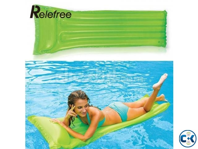Inflatable Swim bed | ClickBD large image 0