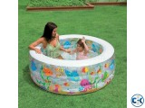 INTEX KIDS AQUARIUM ROUND POOL