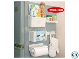 A great magnetic refrigerator 5 set Shelf Rack