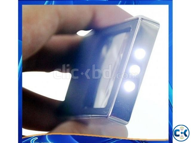 Magnifier Glass with Light n money checker led 3-in-1 | ClickBD large image 2