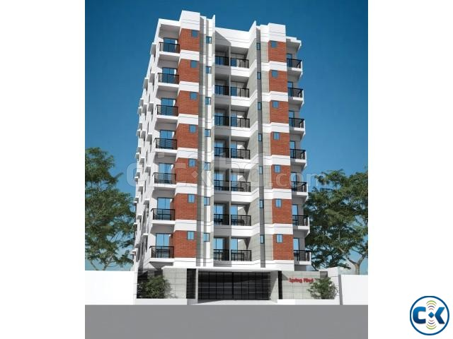 1200 sqft 3 Beds Under Construction Apartment Flats for Sal | ClickBD large image 0