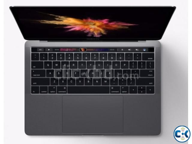 Apple MacBook Pro A1706 13.3 With Touch Bar Touch ID | ClickBD large image 0