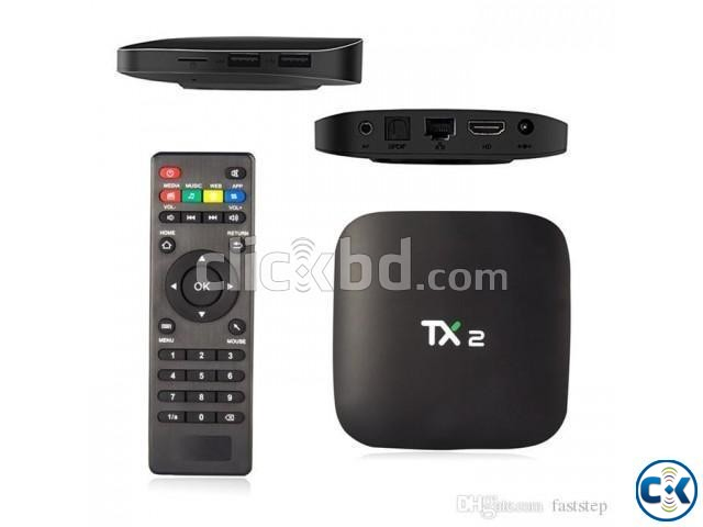 TX2 Android TV Box 2GB 16GB | ClickBD large image 0