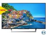 W750D 43'' SMART SONY BRAVIA LED TV