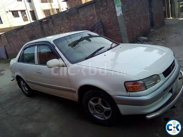 Toyota Saloon for Sale | ClickBD large image 0