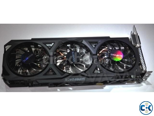 Gigabyte R9 270X 2GB GDDR5 OC Windforce 3X | ClickBD large image 0