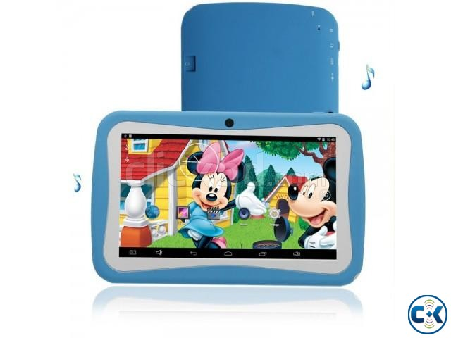 Wifi Kids tab Pc 7 inch intact Box 1 year warranty in Dhaka | ClickBD large image 0