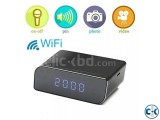 Wifi IP Spy Digital Clock Camera in Bangladesh