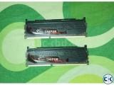 G.SKILL Sniper 16GB 2400MHz ram