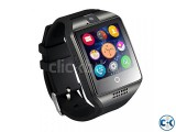 Q18 Sim supported Smart Mobile Watch