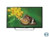43 inch SONY BRAVIA W800C 3D TV