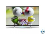 SONY 55 inch W800C BRAVIA LED backlight 3D ANDROID TV