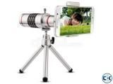Universal Optical 18X Zoom Adjustable Telephoto Camera Lens