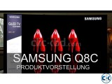 SAMSUNG 75Q80C SUHD 4K CURVED QLED with Quantum Dot TV