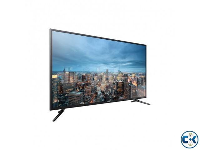 SAMSUNG JU6000 4K SMART LED TV 40  | ClickBD large image 0