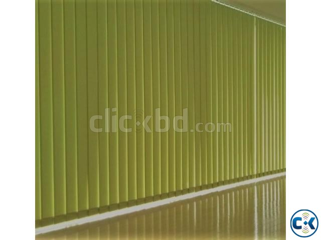 Window curtains Vertical Blinds For Office Home | ClickBD large image 2