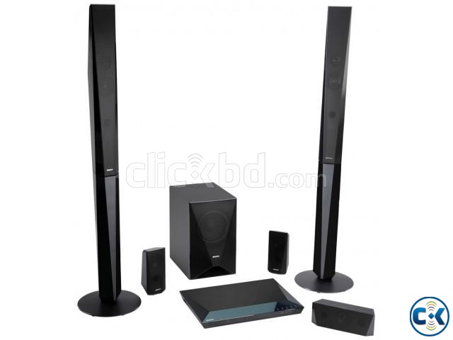 Sony BDV- E4100 5.1-ch 3D Blu-ray home theatre system | ClickBD large image 1