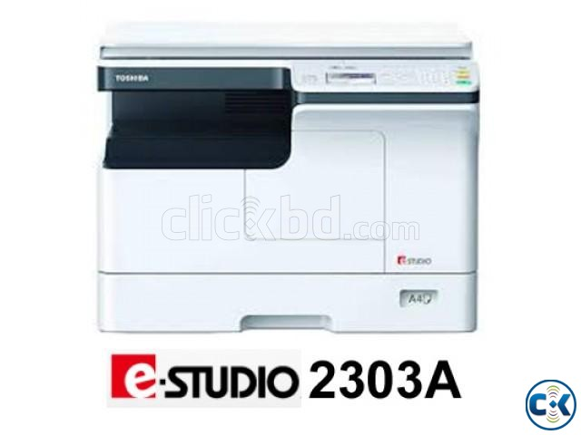 Toshiba e-Studio 2303A A3 multifunction digital photocopier | ClickBD large image 0