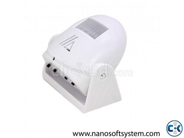 welcome alarm--Intelligent And Greeting Welcome Sensor 10m W | ClickBD large image 2