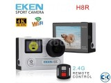 EKEN H8R ULTRA HD 4K ACTION CAMERA WITH REMOTE