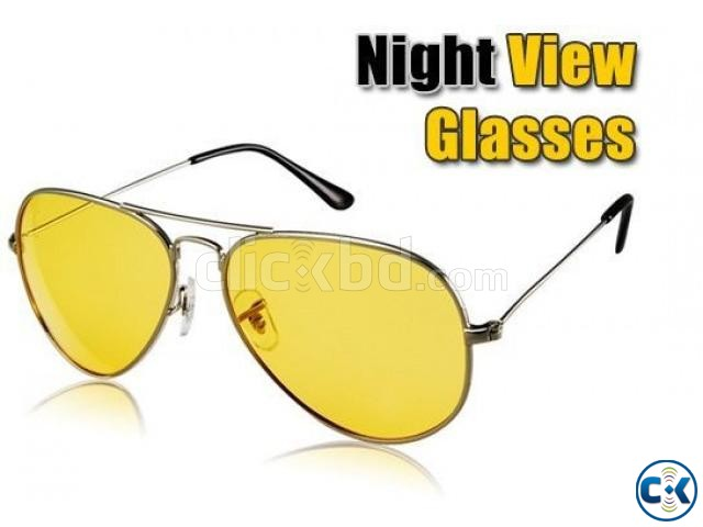 Night Vision Driving Glasses | ClickBD large image 0
