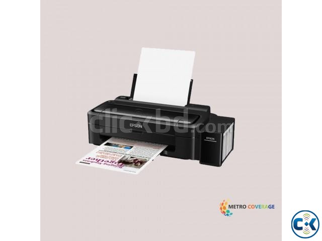 Epson L130 Single Function Inkjet Printer | ClickBD large image 0