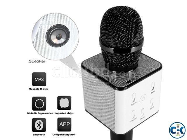 karaoke speaker q7 | ClickBD large image 0