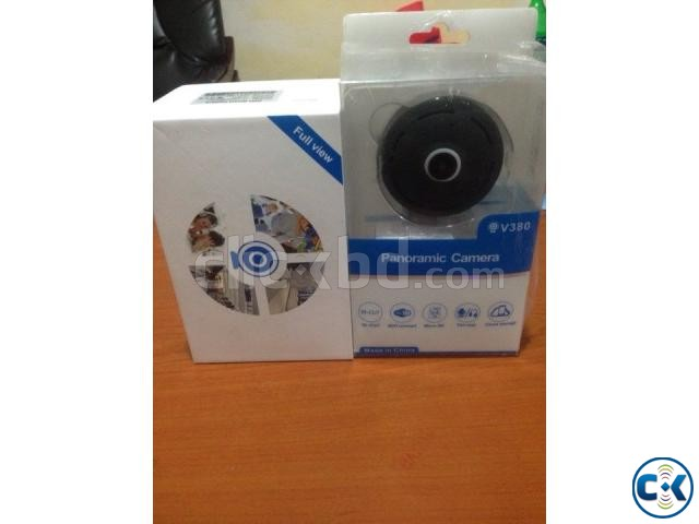 v380 smart ip panaromic camera with 1 year warranty | ClickBD large image 0