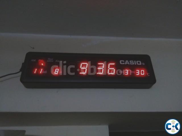 Digital Wall Clock | ClickBD large image 0