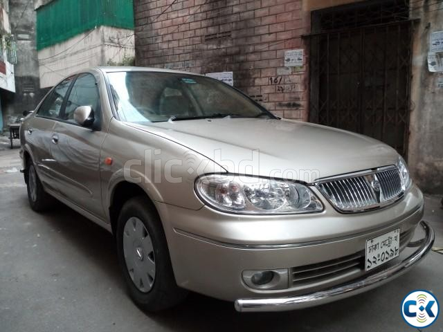 NISSAN SUNNY 2004 05 | ClickBD large image 0