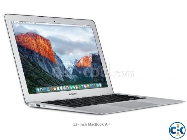 Apple 13.3 A1466 Core i5 8GB RAM 256GB SSD Macbook Air | ClickBD large image 1
