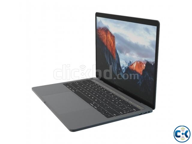 Apple MacBook Pro A1706 13.3 With Touch Bar Touch ID | ClickBD large image 2