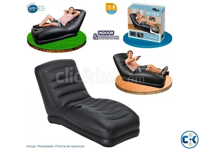 Intex Inflatable Mega Lounge Chair | ClickBD large image 0